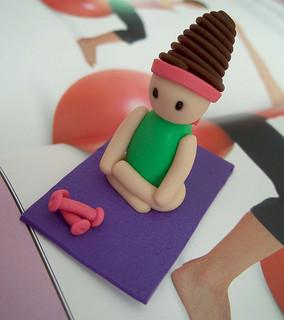 Pilates para la buena postura durante el embarazo