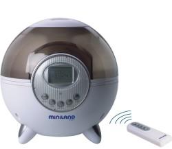 Humidificador de aire frío con mando a distancia